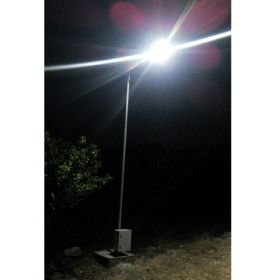 Stalp fotovoltaic de iluminat cu LED-uri PV-4M 12