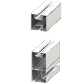 Structura pentru 24 de panouri solare de 6kW pentru acoperis inclinat din tigla sau tabla
