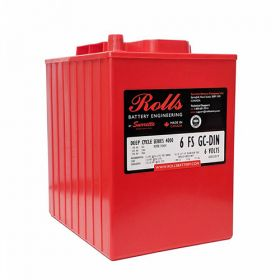 Acumulator cu incarcare solara Rolls 6 FS GC-DIN pret ieftin