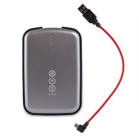 Baterie solara portabila USB V50, 12,800mAh pentru dispozitive electronice pret ieftin 4