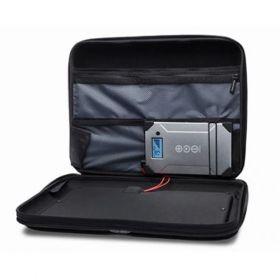 Geanta fotovoltaica cu incarcator solar Generator pentru laptop, MacBook, smartphone si tableta cu acumulator pret ieftin 5