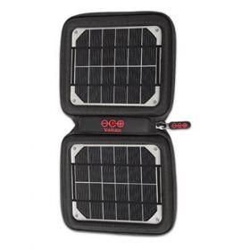Geanta solara cu panou fotovoltaic Amp Solar cu baterie inclusa 4000mAm rezistent la apa si UV pret ieftin 3