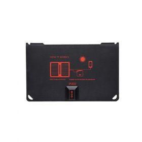 Incarcator solar fotovoltaic compact Arc 10W pentru smartphone si camera foto 3