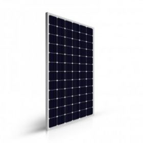 Kit solar autonom hibrid 1890W cu 6 panouri fotovoltaice monocristaline 315W 24V, doi acumulatori cu gel 200Ah, un invertor hibrid 3.5kVA 100A 24V si setul complet de cabluri pentru case mobile pret ieftin 2