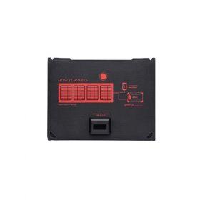 Kit fotovoltaic pentru calatorie cu incarcare solara Arc 20W pentru laptop, DSLR-uri si smartphone-uri pret ieftin 4
