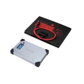 Kit fotovoltaic pentru calatorie cu incarcare solara Arc 20W pentru laptop, DSLR-uri si smartphone-uri pret ieftin 5