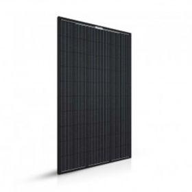 Kit solar 5120W pentru sistemele Off-Grid cu 16 panouri fotoelectrice monocristaline Full Black 320W 24V, doua invertoare hibride 48V 50A si 8 acumulatori cu gel 200Ah 12V pret ieftin 2