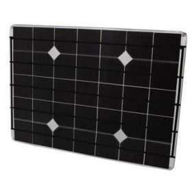 Panou fotovoltaic monocristalin de 17W, 18V, rezistent pe orice vreme pret ieftin