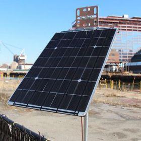 Panou fotovoltaic monocristalin de 17W, 18V, rezistent pe orice vreme pret ieftin 3