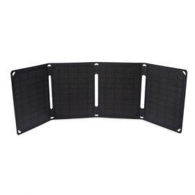Panou fotovoltaic portabil Arc 20W USB rezistent la apa compatibil cu MacBooks si Surface Boooks pret ieftin