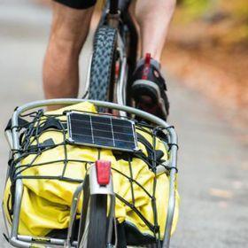Panouri fotovoltaice cu baterii solare kit incarcator solar 6W cu baterie USB V15 pentru tablete si smartphone pret ieftin 4