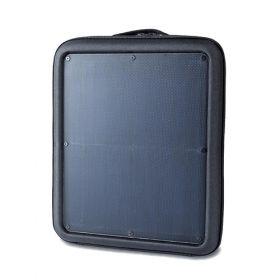 Rucsac solar fotovoltaic Fuse 9W cu acumulator si doua porturi USB pentru bicicleta pret ieftin