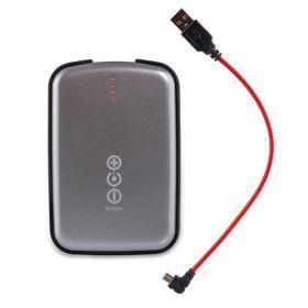Rucsac solar fotovoltaic Fuse 9W cu acumulator si doua porturi USB pentru bicicleta pret ieftin 4