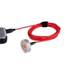 Spot luminos solar USB Touchlight rezistent la apa si ideal pentru spatii mici pret ieftin 5
