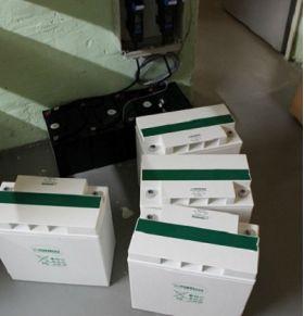 Acumulator cu gel Hoppecke 12V 2 OPzV bloc solar.power 120 rezistent la socuri