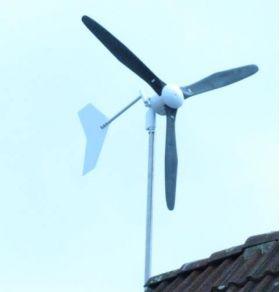 Turbina eoliana mica pentru casa, turbina eoliana mica si de dimensiuni mici pentru casa, turbina eoliana pret mic
