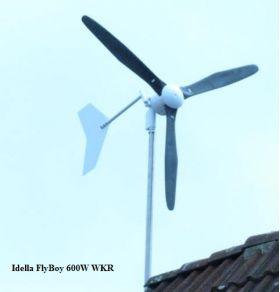 Kituri hibride sisteme fotovoltaice de 4.5kW si turbine eoliene de 600W putere instalata cu montaj inclus la cheie 2