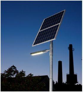 Stalpi solari fotovoltaici, stalpi de iluminat fotovoltaici