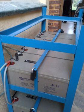 Sisteme solare back-up UPS cu acumulatori 3KW 2