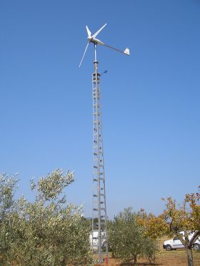 Turbina eoliana Idella FlyBoy 6000B WKR
