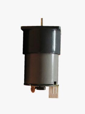 Mecanism de actionare cu multe rotatii pe minut,mecanism cu sisteme conventionale,mecanism cu carcasa din plastic