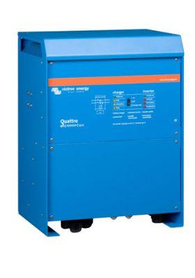 Sistem back-up trifazat 10KW cu baterii solare 8