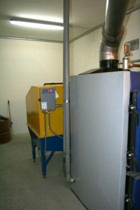 Centrala termica combustibil solid