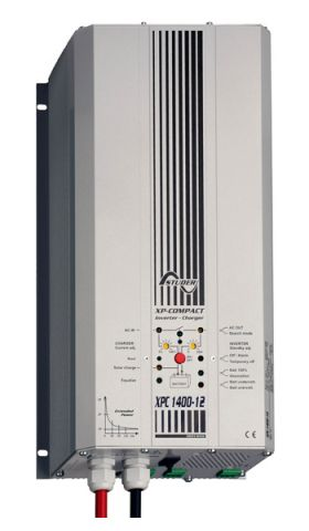 Invertor panouri solare energie electrica unda pura Studer XPC 1400-12