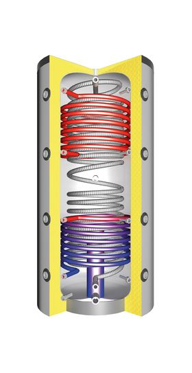 boiler tripla serpentina