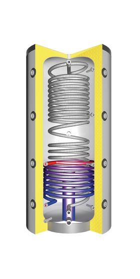 Boiler solar apa calda Ideval KSS 600.2 NHS