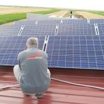 Montaj panouri solare fotovoltaice